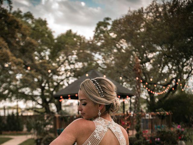 Josh and Fernanda's Wedding in Spring, Texas 58