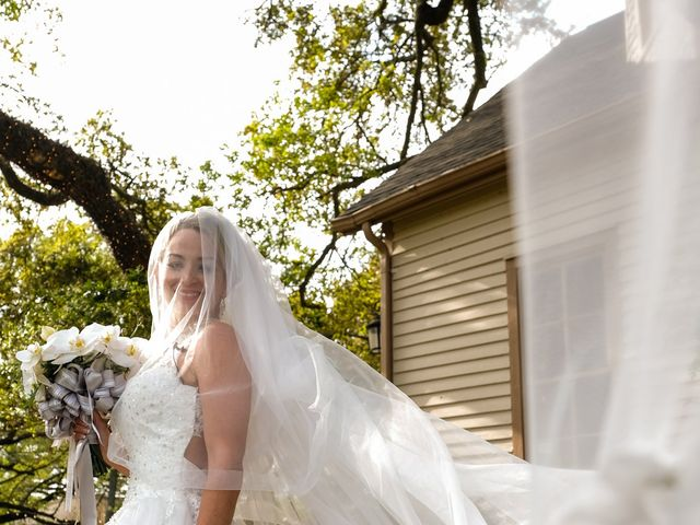 Josh and Fernanda's Wedding in Spring, Texas 60