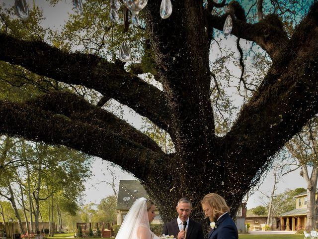Josh and Fernanda's Wedding in Spring, Texas 63