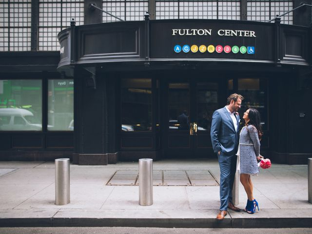 Evelien and Kevin's Wedding in New York, New York 9