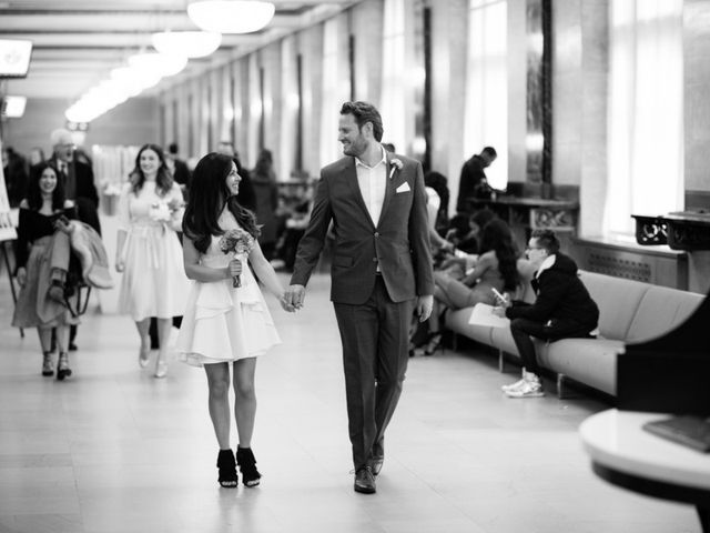 Evelien and Kevin's Wedding in New York, New York 12