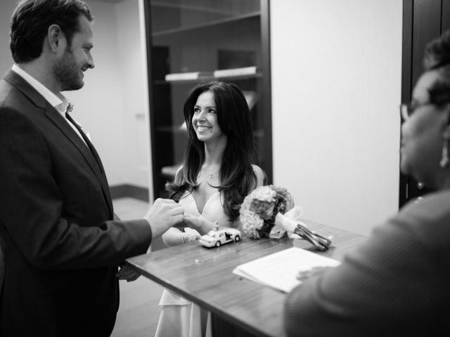 Evelien and Kevin's Wedding in New York, New York 14