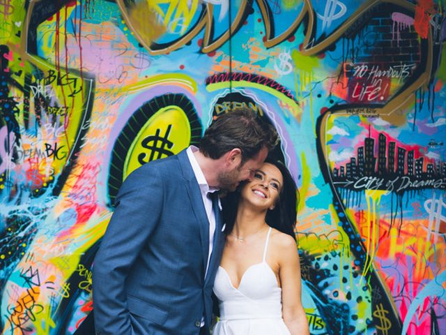 Evelien and Kevin's Wedding in New York, New York 19