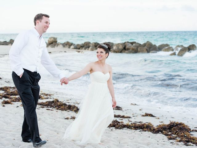 Heather and Phil's Wedding in Miami, Florida 29