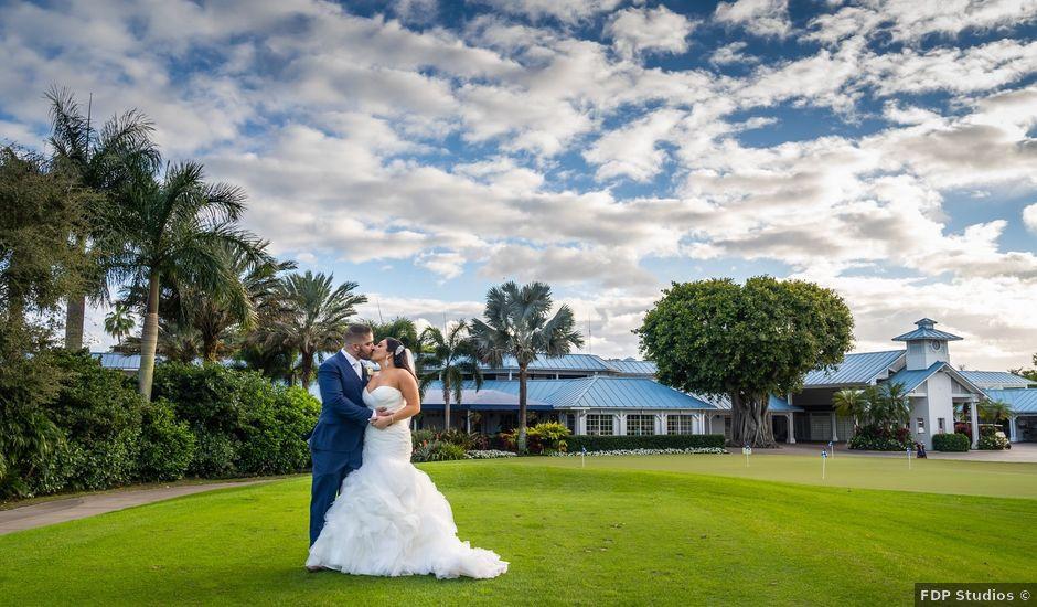 Richard and Maxine's Wedding in Deerfield Beach, Florida