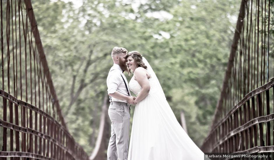 Joshua and Abby's Wedding in Camdenton, Missouri