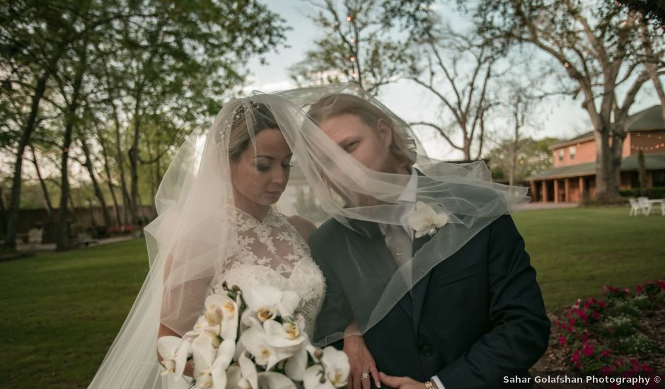 Josh and Fernanda's Wedding in Spring, Texas