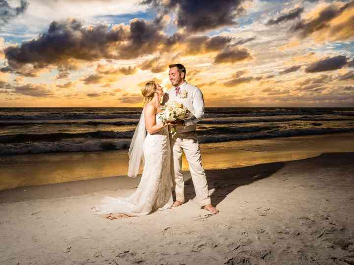 The wedding of Bre and Jayar