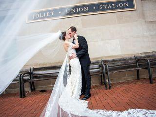 The wedding of Lauren and Joey