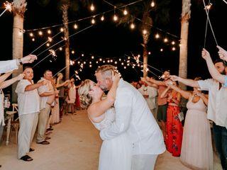 The wedding of Katy and Chris 1