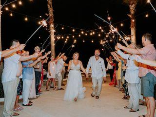 The wedding of Katy and Chris 2