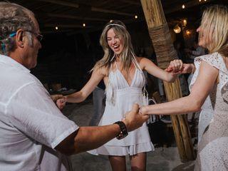 The wedding of Angela and Chatay 3