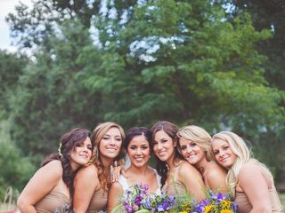 Rebecca and Bud's Wedding in Mora, New Mexico 6