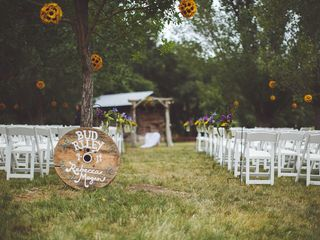 Rebecca and Bud's Wedding in Mora, New Mexico 11