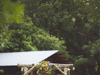 Rebecca and Bud's Wedding in Mora, New Mexico 12