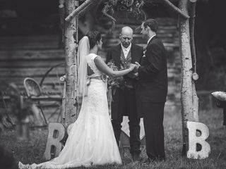 Rebecca and Bud's Wedding in Mora, New Mexico 19