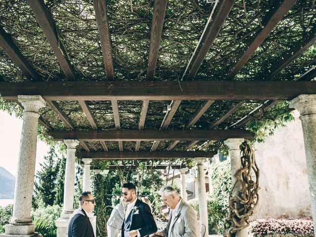 Ben and Monika's Wedding in Milan, Italy 4