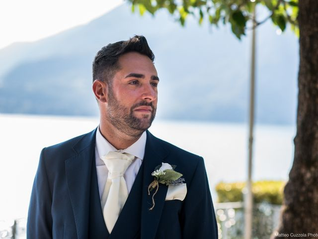 Ben and Monika's Wedding in Milan, Italy 8