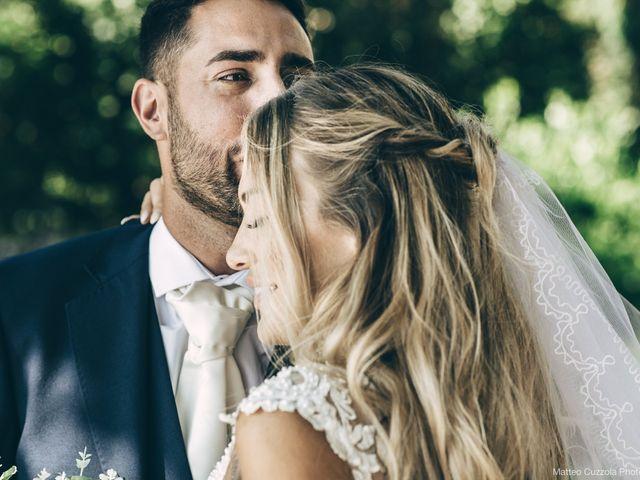 Ben and Monika's Wedding in Milan, Italy 10