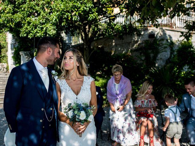 Ben and Monika's Wedding in Milan, Italy 11