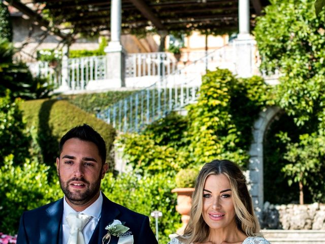 Ben and Monika's Wedding in Milan, Italy 12