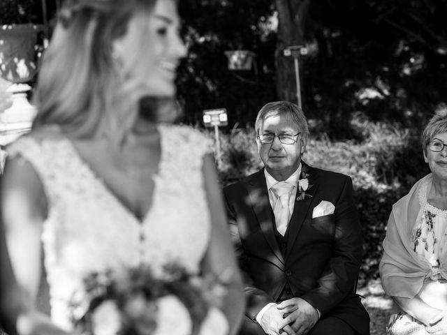 Ben and Monika's Wedding in Milan, Italy 13