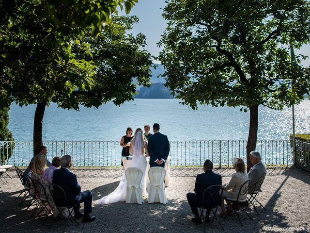 Ben and Monika's Wedding in Milan, Italy 15