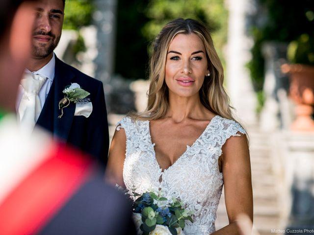 Ben and Monika's Wedding in Milan, Italy 16