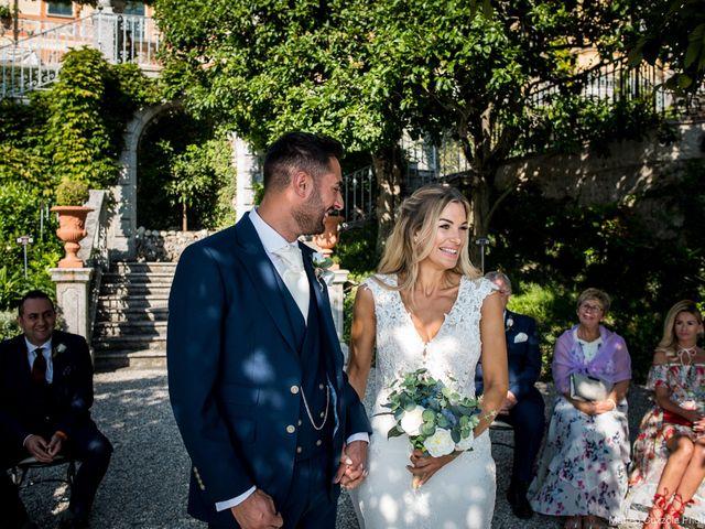 Ben and Monika's Wedding in Milan, Italy 19