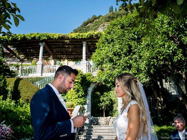 Ben and Monika's Wedding in Milan, Italy 21