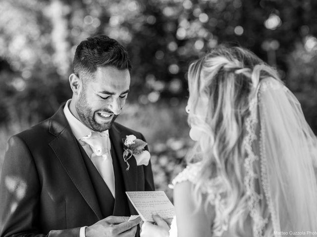 Ben and Monika's Wedding in Milan, Italy 22