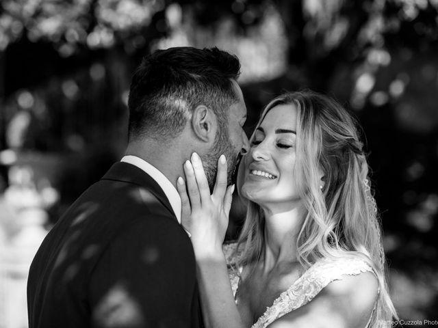 Ben and Monika's Wedding in Milan, Italy 24
