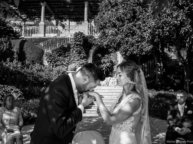 Ben and Monika's Wedding in Milan, Italy 25
