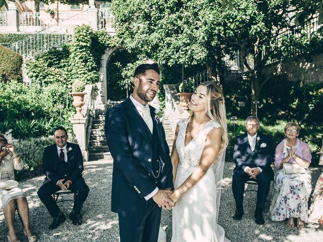 Ben and Monika's Wedding in Milan, Italy 27