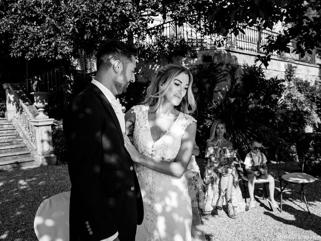 Ben and Monika's Wedding in Milan, Italy 28