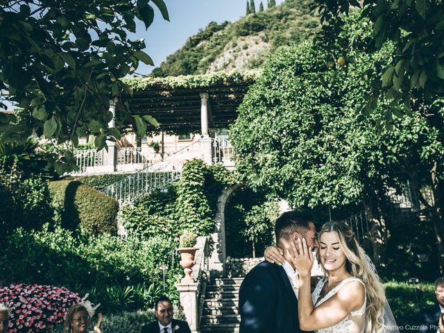 Ben and Monika's Wedding in Milan, Italy 29