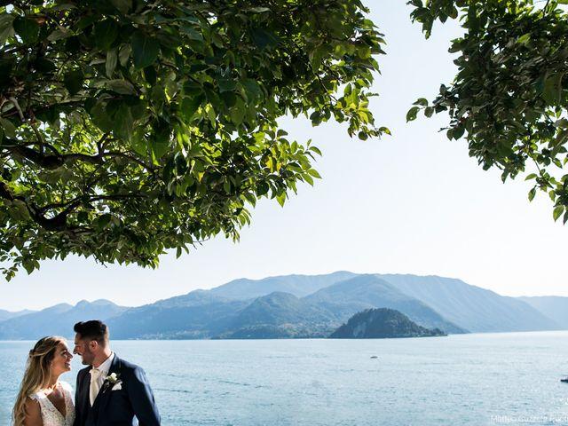 Ben and Monika's Wedding in Milan, Italy 30