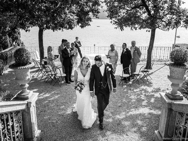 Ben and Monika's Wedding in Milan, Italy 31
