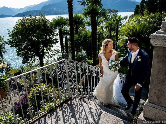 Ben and Monika's Wedding in Milan, Italy 32