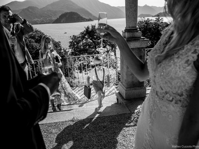 Ben and Monika's Wedding in Milan, Italy 33