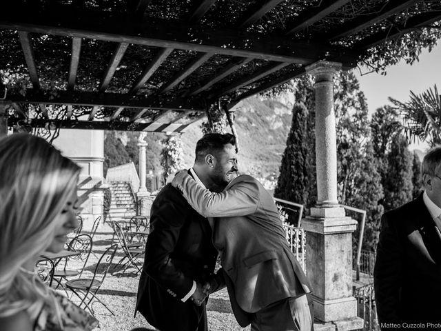 Ben and Monika's Wedding in Milan, Italy 37