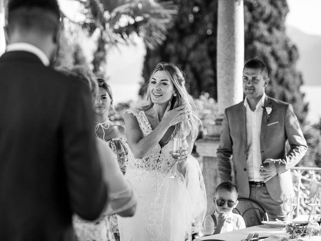 Ben and Monika's Wedding in Milan, Italy 42