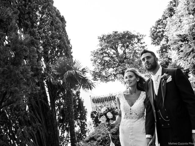 Ben and Monika's Wedding in Milan, Italy 47