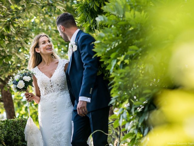 Ben and Monika's Wedding in Milan, Italy 48