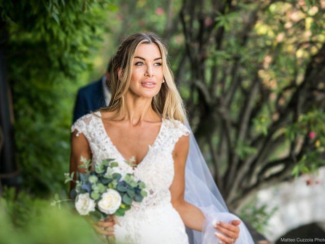 Ben and Monika's Wedding in Milan, Italy 54