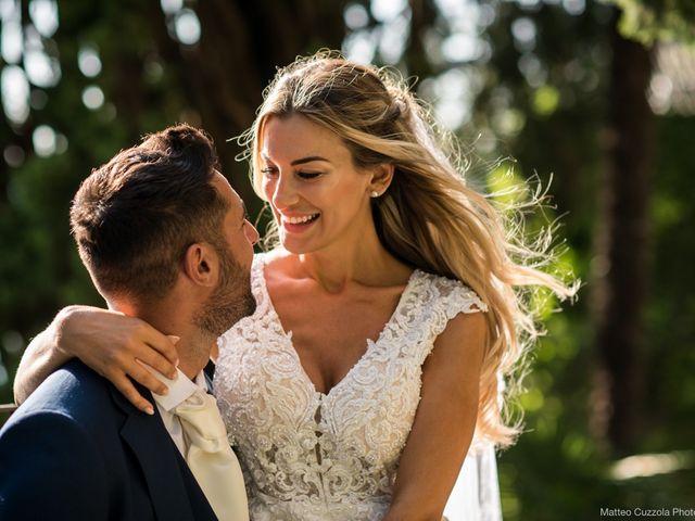 The wedding of Monika and Ben