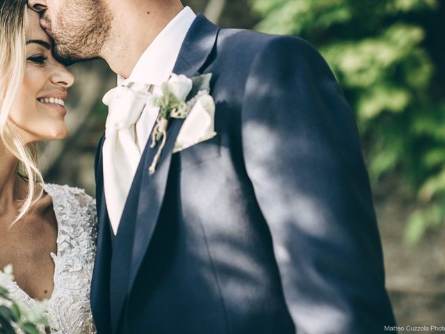 Ben and Monika's Wedding in Milan, Italy 57