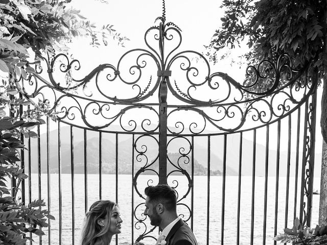Ben and Monika's Wedding in Milan, Italy 59
