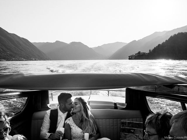 Ben and Monika's Wedding in Milan, Italy 72