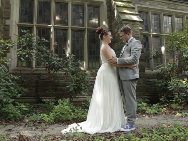 The wedding of Melissia and Will